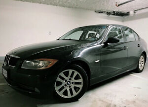 2007 BMW 328i FULLY LOADED, CLEAN, NO ACCIDENTS, REDUCED PRICE