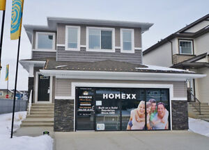 BRAND NEW NEVER LIVED IN HOME IN LEDUC-FORMER SHOWHOME