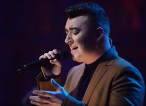 SAM SMITH - EXCELLENT LOWER LEVEL TICKETS - MTL - JUNE 19