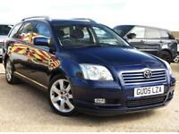 TOYOTA AVENSIS 1.8 T4 VVT-I 5D PETROL ****CHEAP PART EX TO CLEAR****