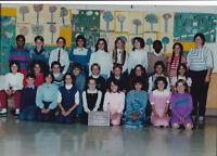 RETROUVAILLES!!! École St-Remi de Montréal-Nord 79-85