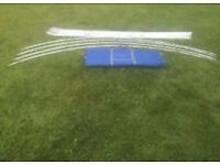 Outwell Montana 6 tent poles and bag