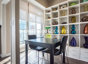 *~*~Fully Furnished * All Inclusive Suite* In Yaletown*~*~