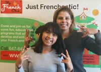 French tutoring- French classes