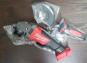 """Brand New Milwaukee M18 Fuel 4 1/2-5"""" Grinder (tool only)"""
