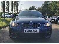 2009 BMW 5 Series 3.0 525D M SPORT 4d 195 BHP Saloon Diesel Automatic
