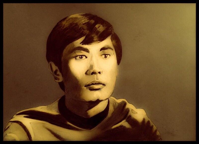 Original Star Trek Artwork