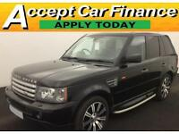 Land Rover Range Rover Sport 4.2 V8 auto 2006MY Supercharged FROM £53 PER WEEK!