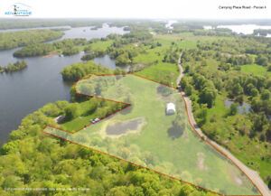 28.83 Acres on Cranberry Lake - Parcels 3-4 Carrying Place Road
