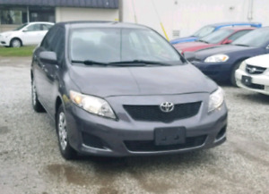 2010 Toyota Corolla LE in EXCELLENT CONDITION WITH