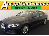 Audi A6 Saloon 2.0TDI ( 177ps ) Multitronic FROM £77 PER WEEK !