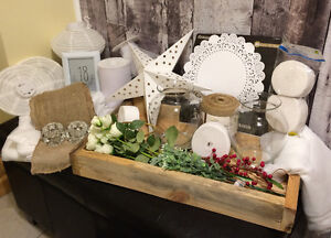 Wedding Decorations for sale!