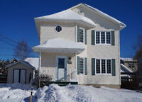 ** NEW LISTING ** HOUSE IN MONCTON NORTH WITH MINI SPLIT !!