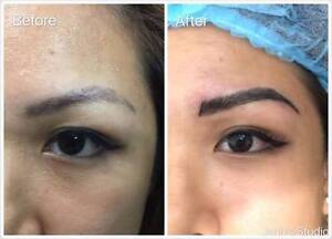 Feather brows/Cosmetic Tattoo Specialist Victoria Park Victoria Park Area Preview