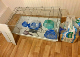 Small pets cage