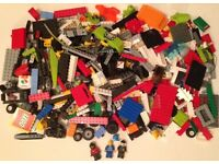 LOADS OF LEGO