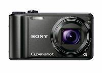Like New Sony Cyber-shot DSC-H55 14.1MP Digital Camera 10x Zoom