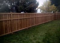 The Fence Company - Need A Last Minute Project Before The Snow?