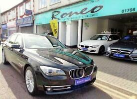 image for 2014 BMW 7 Series 730Ld SE Auto SALOON Diesel Automatic