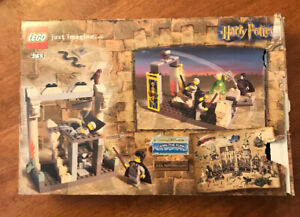 LEGO 4733 Harry Potter - The Dueling Club - complete with box