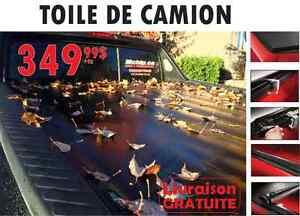 TOILE DE CAMION  350$  LIVRAISON GRATUITE !