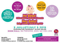 Hey Baby! Family Fair $10-adults / Free for Kids 12 and under