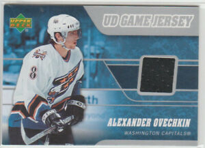 Alexander Ovechkin 2006-07 Upper Deck Series 1 Hockey Card