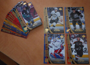2005-06, Upperdeck Stars In The Making Hockey Set (14) Gatineau Ottawa / Gatineau Area image 1