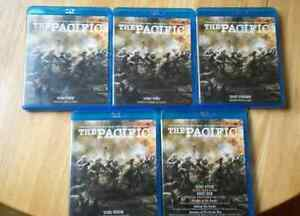 The Pacific blu-ray disc complete set 5 plus bonus disc