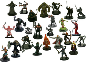 Looking for Dnd/Pathfinder Miniatures