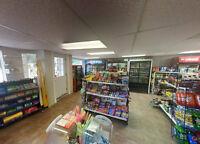GAS STATION/VARIETY STORE FOR LEASE