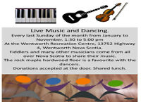 Wentworth Live Music and Dancing