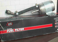 Heavy-duty diese gasoline, fuel filter for any type of  vehicle.