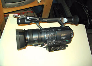 Sony HDR-FX1 professional HD Video camcorder