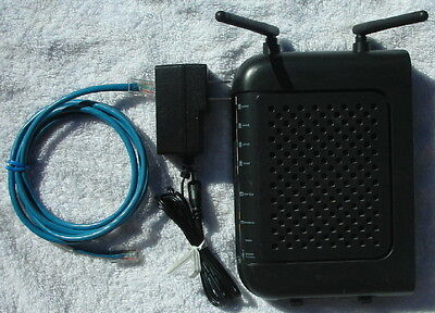 Belkin N Wireless Broadband (Belkin F5D8235 Wireless-N Router 300 Mbps 4-Port Gigabit Switch NAS)