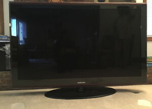 Samsung 52-inch TV Selling for $150 OBO!
