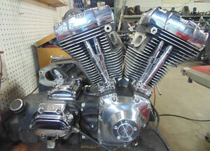 1999 Electra Glide complete engine and Drive train - TWIN CAM 88 London Ontario image 7