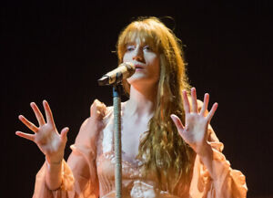 Florence and the Machine- GA Floors- Budweiser Stage- May 26