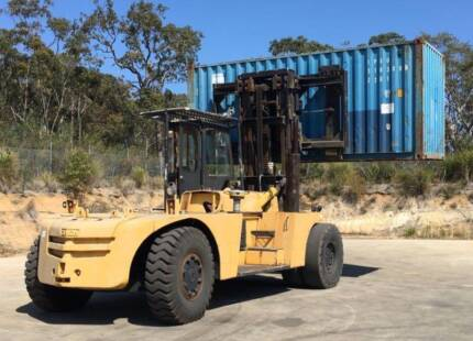 Forklifts Container Forklifts