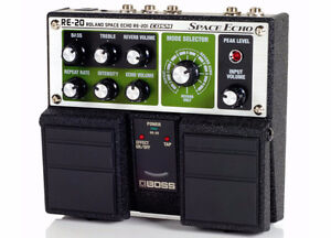 space echo roland boss