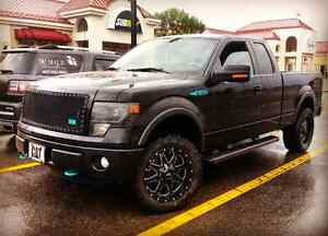 2014 f150 FX4 modified