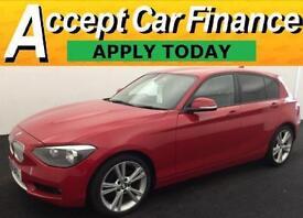 BMW 118 2.0TD auto 2012MY d Urban FROM £41 PER WEEK!