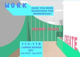 Affordable Office/ Studio in Zone 1 - New Creative Workspace Hub, Waterloo