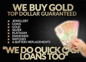 TOP DOLLAR for GOLD & DIAMONDS. CASH LOANS -Todays Gold Buyers London Ontario image 6
