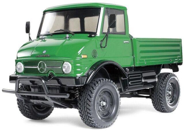 Tamiya Mercedes Benz Unimog 406 CC-01 - 58457