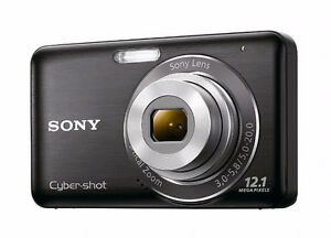 Sony DSC-W310 12.1MP Digital Camera with 4x Wide Angle Zoom