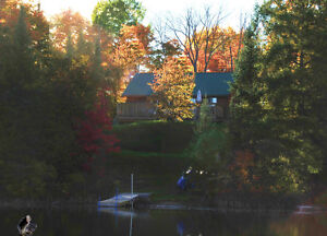 Beautiful Quiet Cottage on Spring Lake Bancroft area