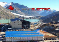 Journeyman & Apprentice Electricians for Northern BC Project