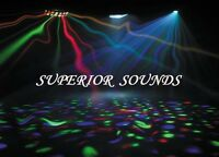 Superior Sounds Dj and Lighting Services