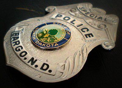 GÖDE Orden USA Police Sammlung ... Special Police Fargo North Dakota